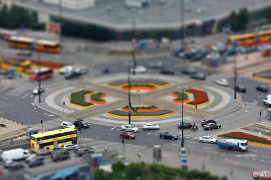 Crossroad by Juan José López