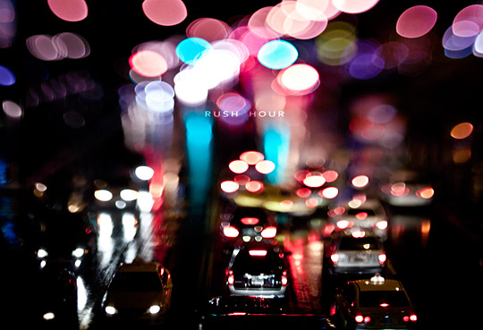 107/365 Rush Hour by brandonhuang