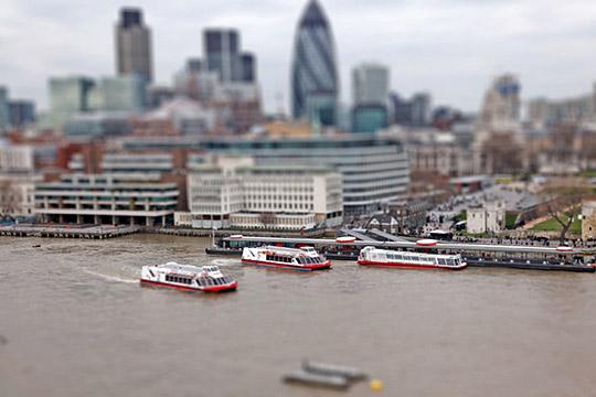 Little London Project by Toby Allen