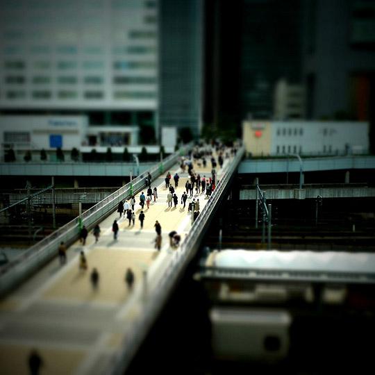 It's a Small World by Takahiro Yamamoto
