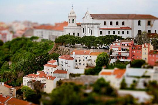 Minimize Lisbon by Daniel Espírito Santo
