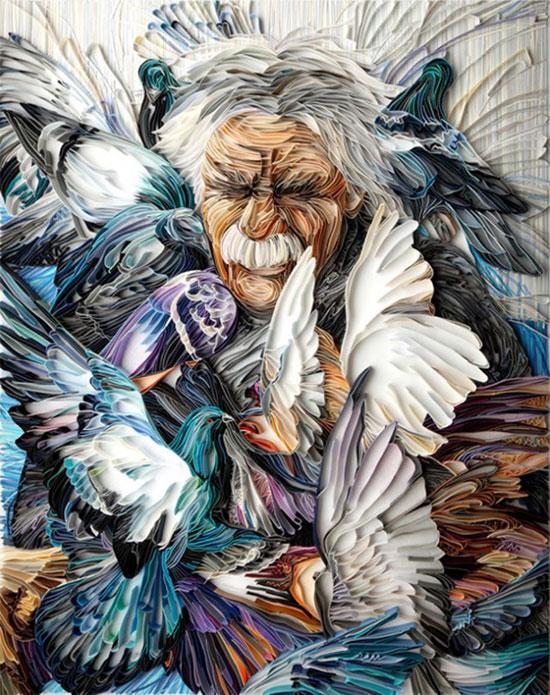 Arte em recortes de papel por Yulia Brodskaya (25)