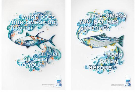 Arte em recortes de papel por Yulia Brodskaya (7)