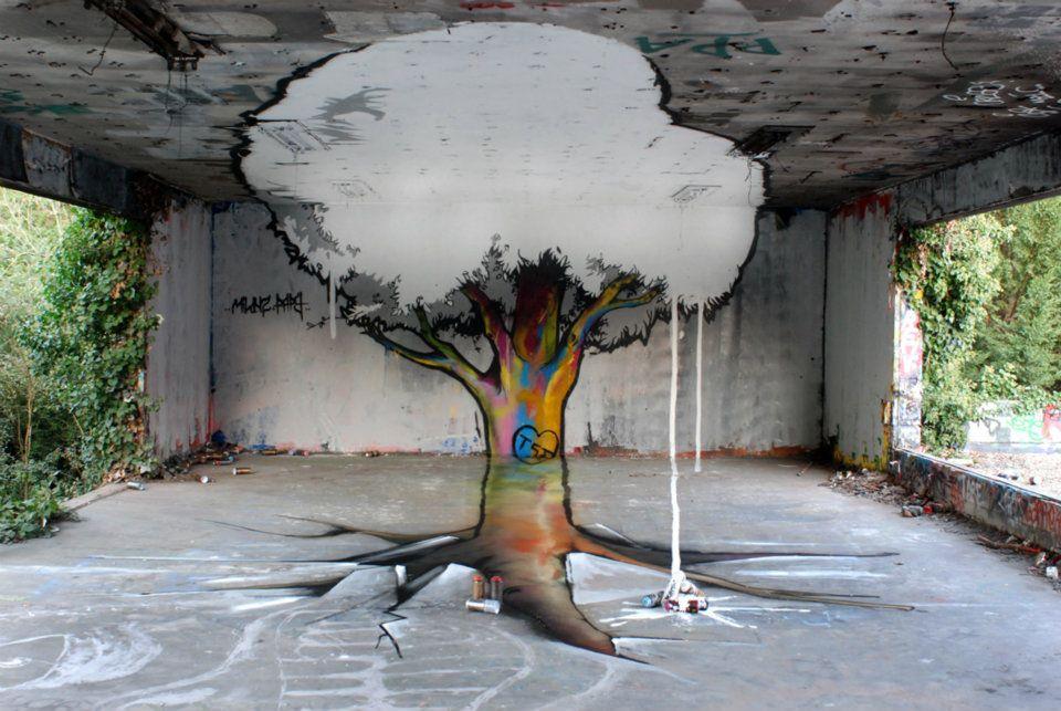 Exemplos criativos de Street Art (10)