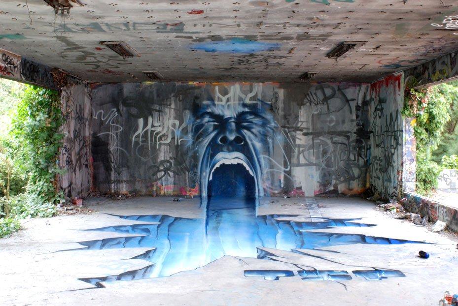 Exemplos criativos de Street Art (11)