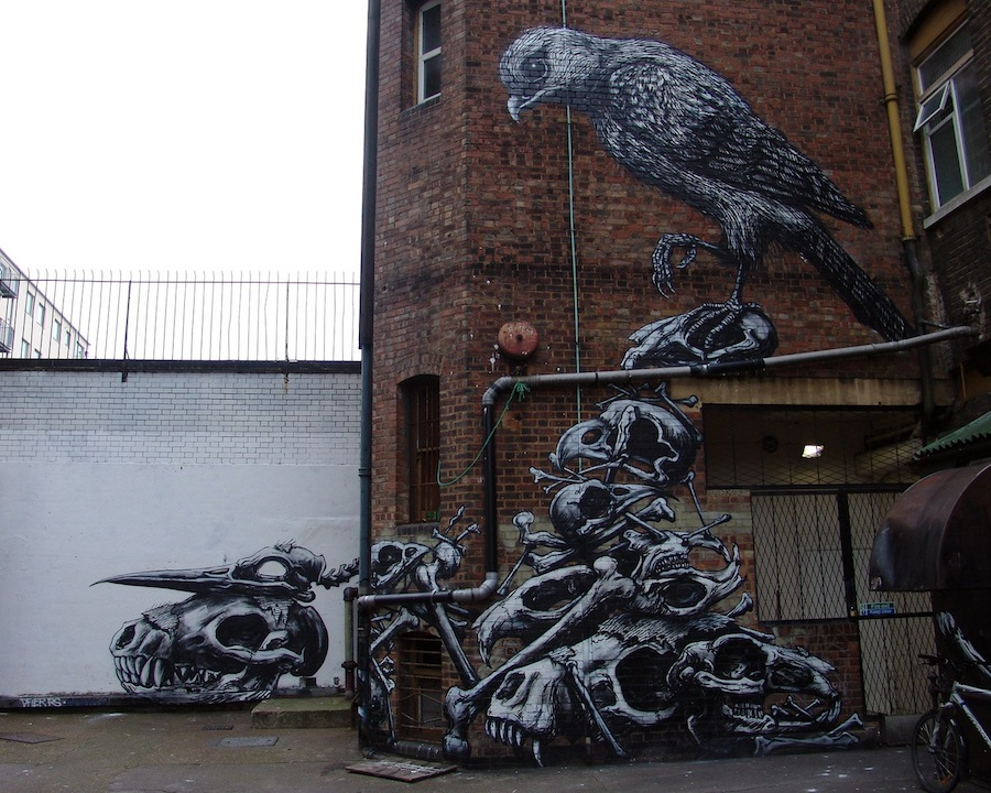 Exemplos criativos de Street Art (16)