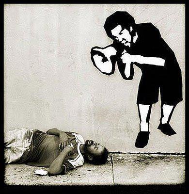 Exemplos criativos de Street Art (22)