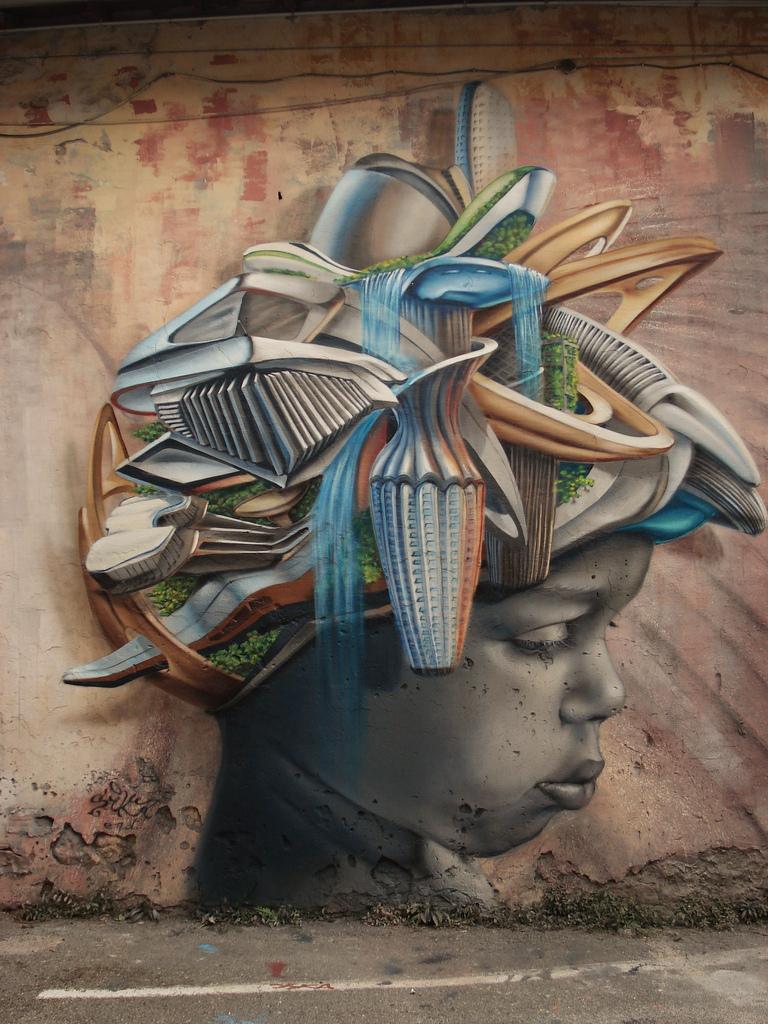 Exemplos criativos de Street Art (23)