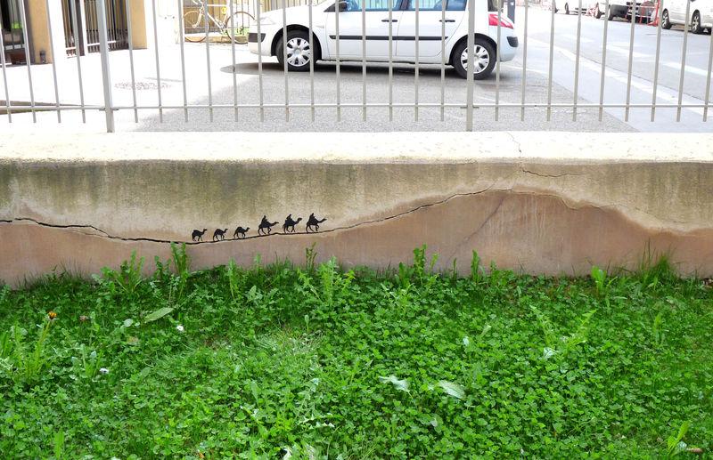 Exemplos criativos de Street Art (3)