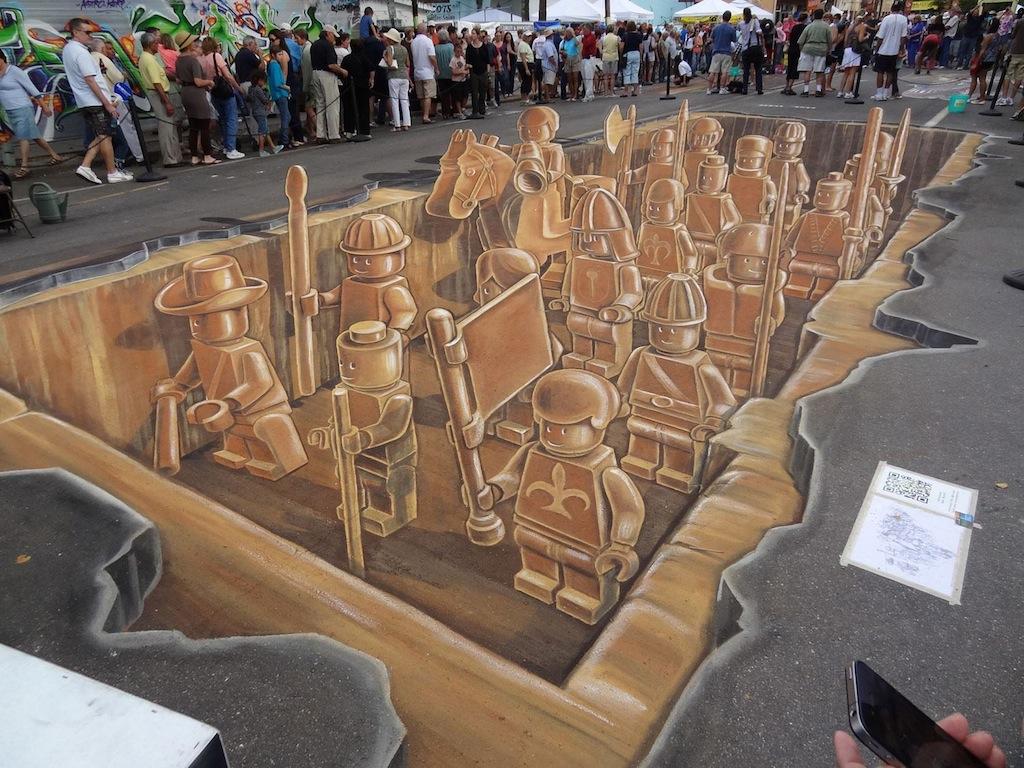Exemplos criativos de Street Art (7)