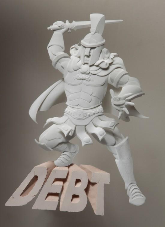 Paper-Sculpting-by-Calvin-Nicholls-1