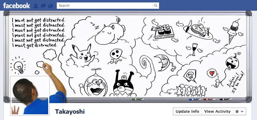 facebook timeline creative covers capas criativas linha do tempo (18)