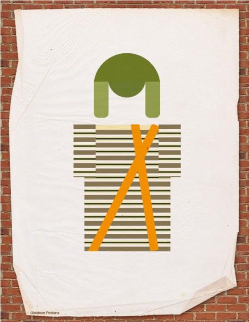 posters do chaves em versao minimalistas labcriativo (1)