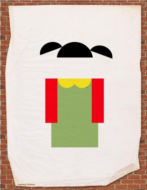 posters do chaves em versao minimalistas labcriativo (2)