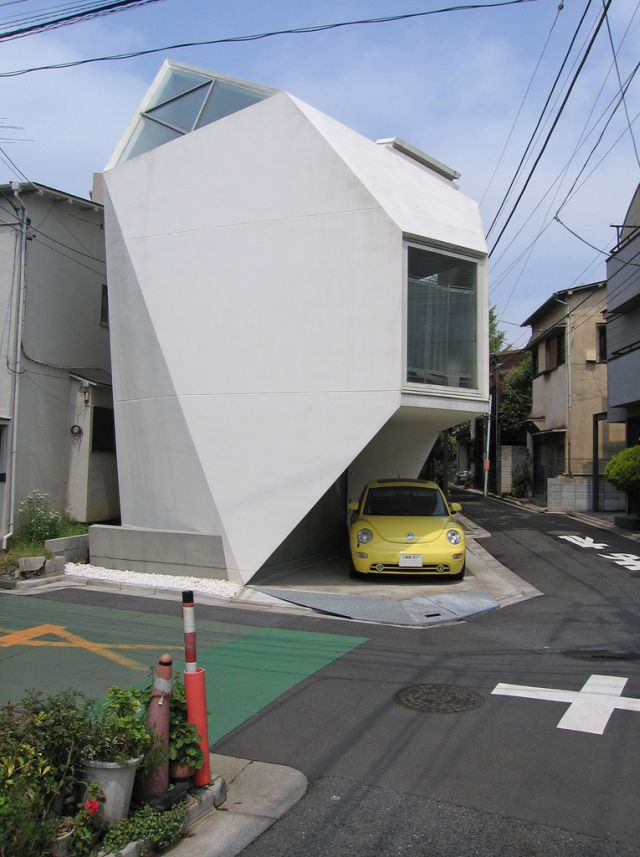 Casas Criativas ao redor do Mundo