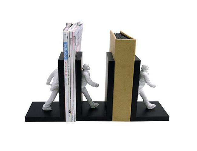 Suportes para livros com designs criativos bookends (31)