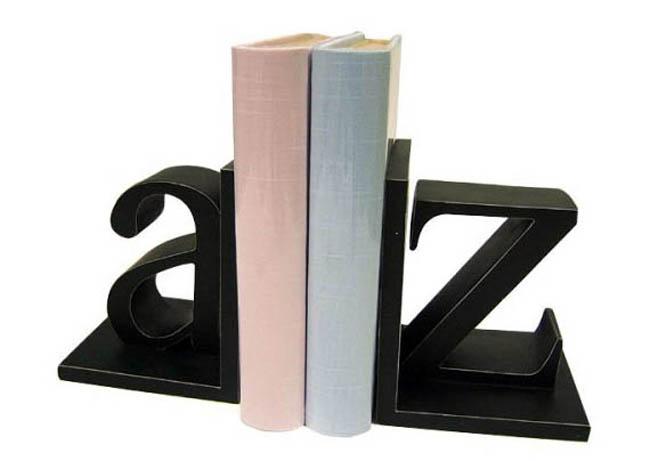 Suportes para livros com designs criativos bookends (32)
