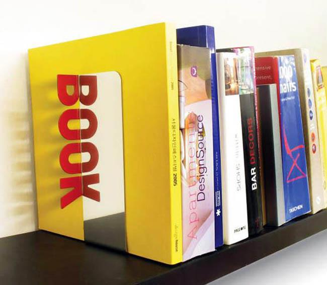 Suportes para livros com designs criativos bookends (33)