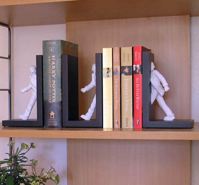 Suportes para livros com designs criativos bookends (38)