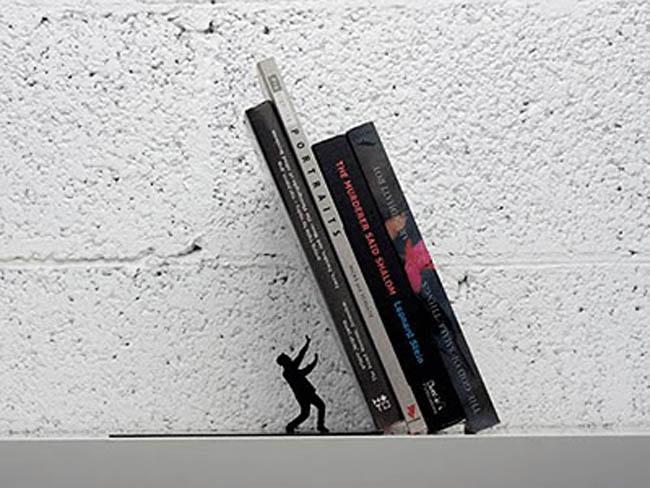 Suportes para livros com designs criativos bookends (47)
