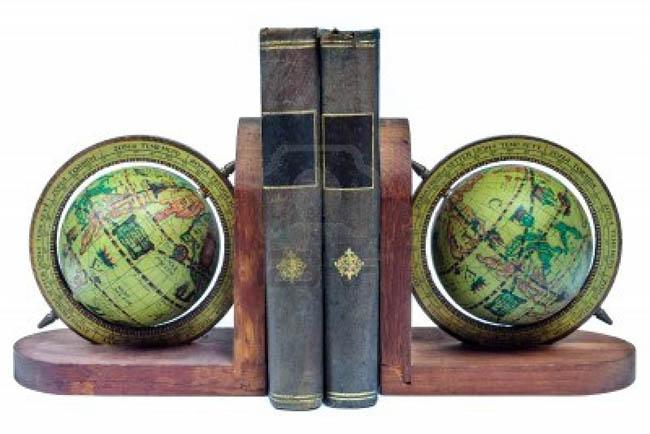 Suportes para livros com designs criativos bookends (60)