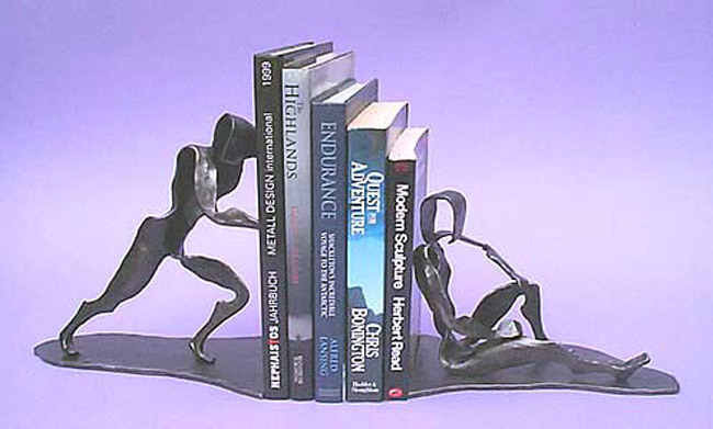 Suportes para livros com designs criativos bookends (65)