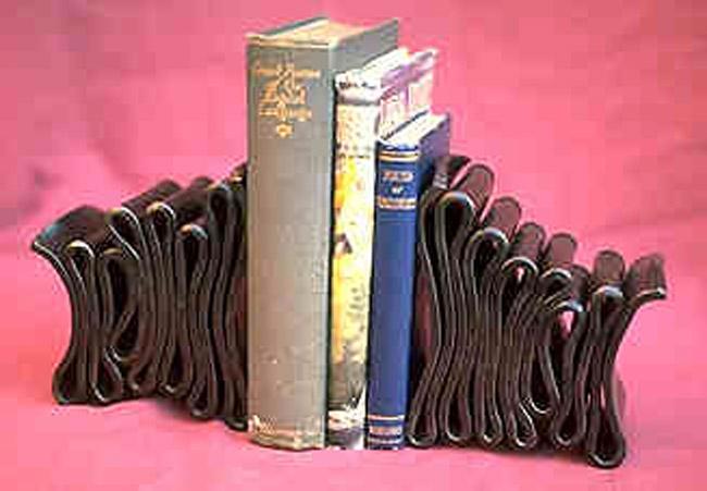Suportes para livros com designs criativos bookends (66)