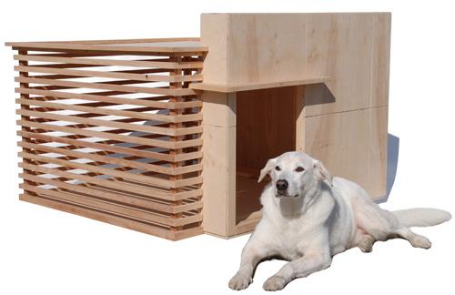 Criative-se: Ideias para a casinha do seu cão.
