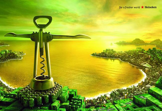 propagandas criativas da Heineken (1)