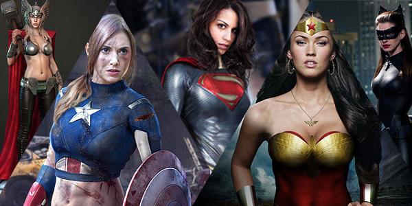 super herois versao feminina marcus pessoa labcriativo