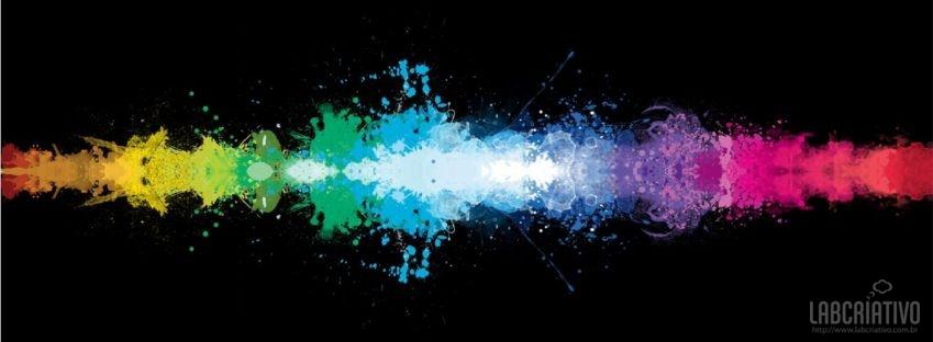 facebook timeline cover Grunge Color Scale 2D & Vector Art,rainbow,regenbogen,Color,farben,Grunge,Scale,farbskala