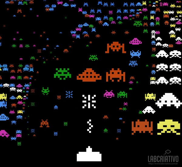 Jogo Space Invaders