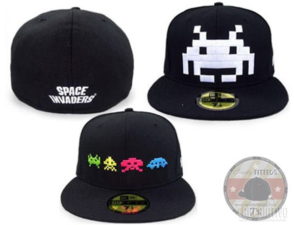 Boné Space Invaders