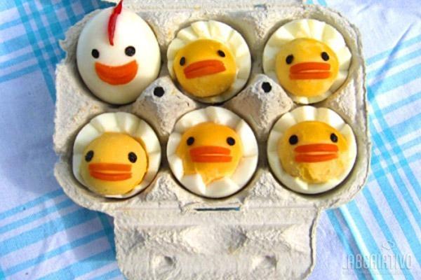 Querem ovos ?