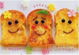 Que tal um café da manhã bem criativo ?