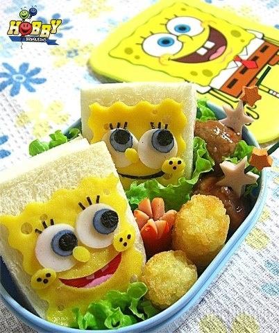 Que tal um sanduiche do Bob ?