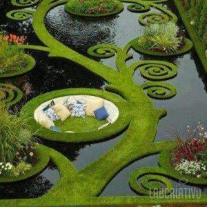 Que tal um lugar desses para relaxar ?