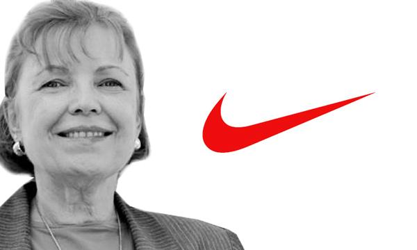Marca Nike criada por Carolyn Davidson