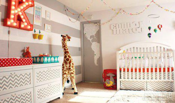 Ideias Criativas Para Ambientes Infantis