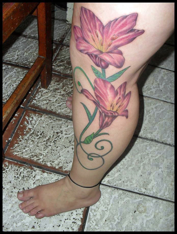 Exemplos de lindas tatuagens femininas