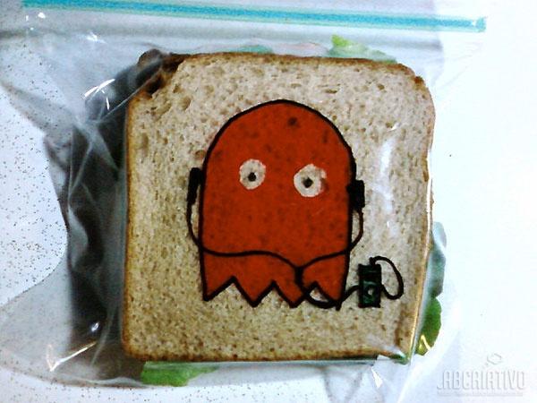 Que tal um sanduba desse ?