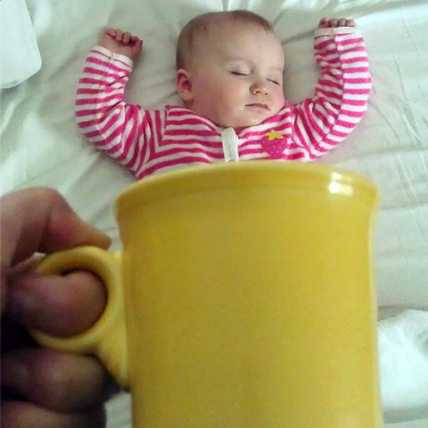 Naptime in a mug: @oostkoot