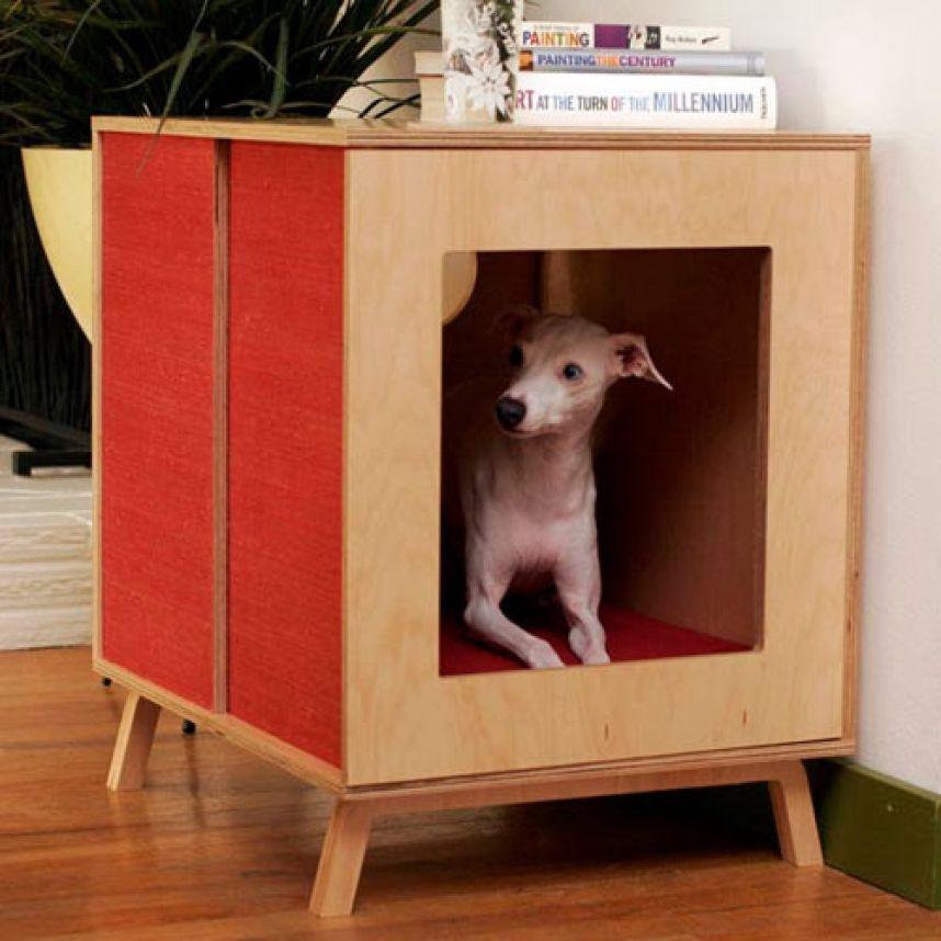 Modelos de casinhas para cachorros, super criativos (16)
