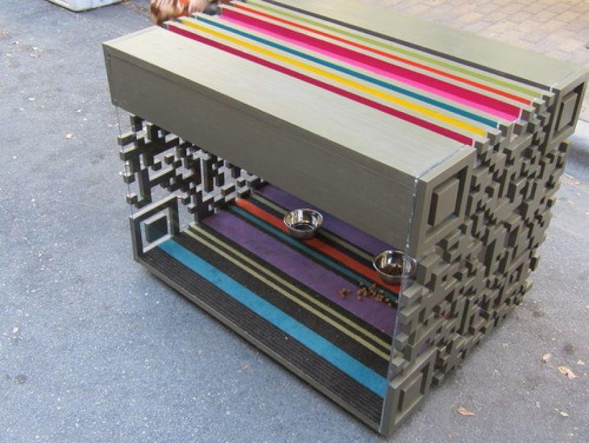 Modelos de casinhas para cachorros, super criativos (18)