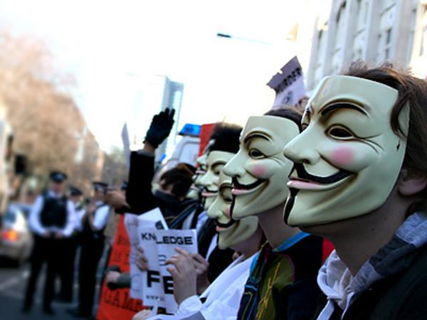 Retrato de Guy Fawkes, o rosto que inspirou a máscara.