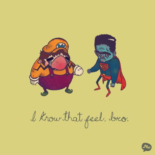 """""""Exageradamente anti-herói? Sei como se sente"""""""