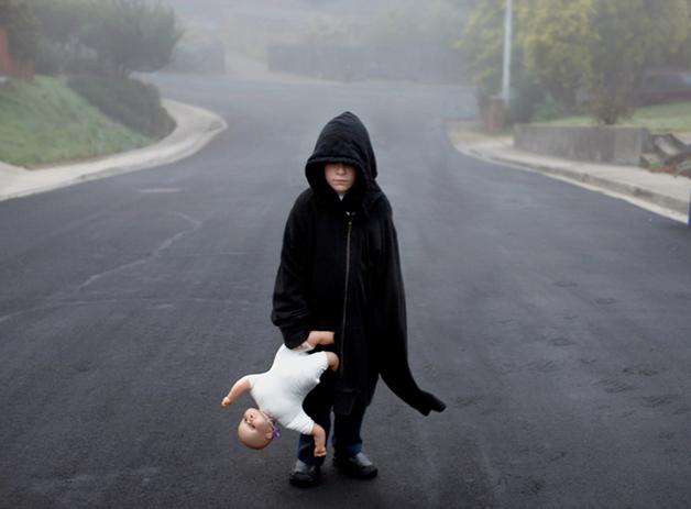 Pai capta universo do filho autista