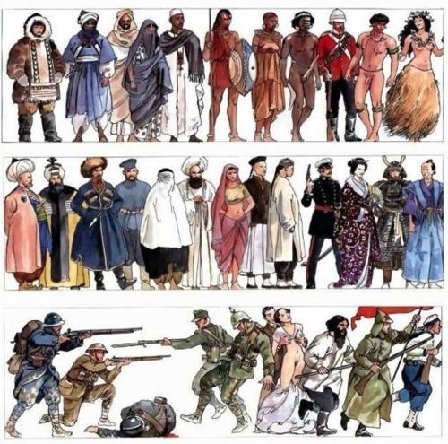 A historia da humanidade (6)