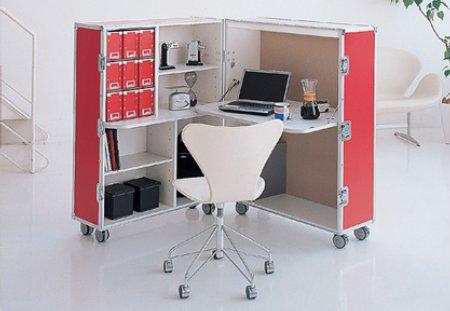Imagine um home office que você pode levar para onde quiser
