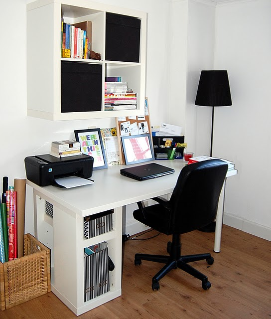 Ideias de home offices funcionais